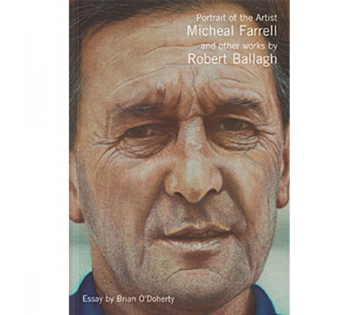 Portrait of the Artist Micheal Farrell