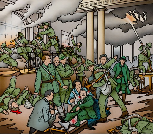 Birth of the Irish Republic